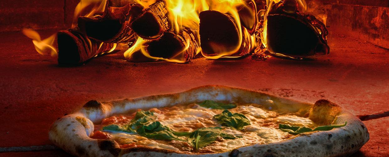 Pizzabrænde
