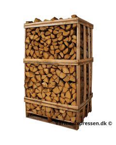 Eg - Pejsebrænde i brændetårn - XL