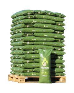 HeatLets Premium - 6 mm Træpiller
