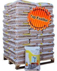 1200 kg Finske Hotti træpiller 8 mm